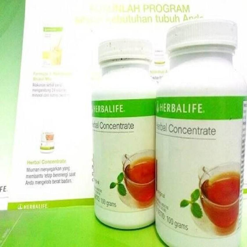 HERBALIFE#CONCENTRATE#THERMOJETIC#TEA#HERBAL#ORIGINAL TEH