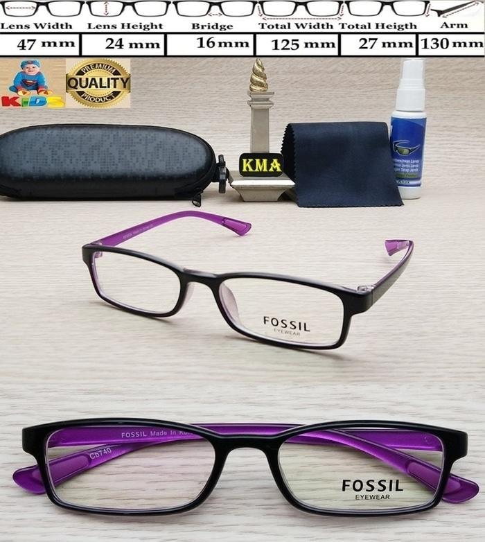 kacamata minus anak FOSSIL PREMIUM frame kacamata anak minus anak ki 17980978c1