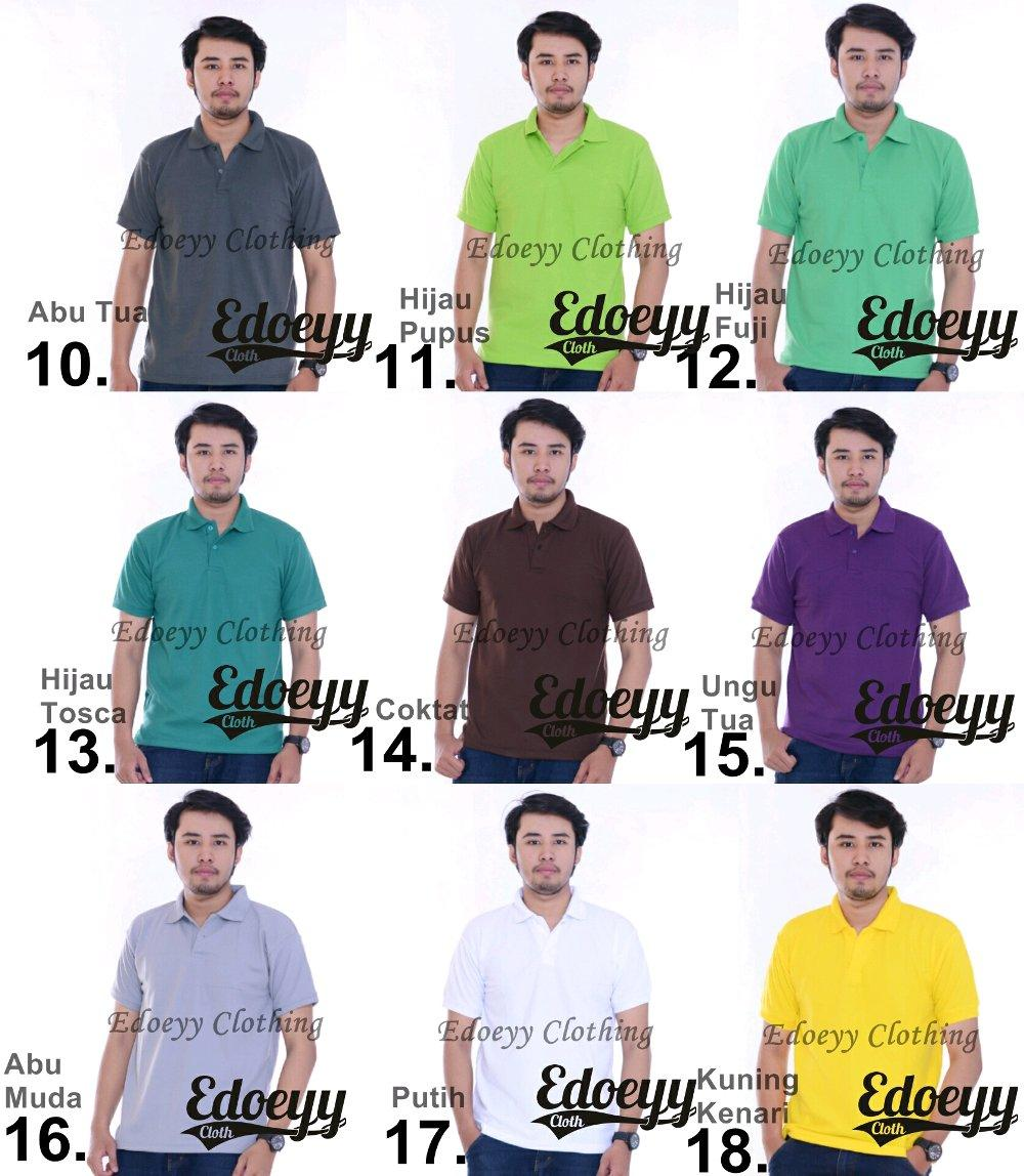 Kaos Polo Shirt Ukuran XXL / Polo Shirt / Polo Shirt Seragam / kaos Kerah Polo / Kaos Polo Cowok / Baju Kaos Kerah / Tshirt / Polo Shirt Jumbo / Kaos Polo Big Size/ Baju Polo Big Size / Polo Shirt Big size