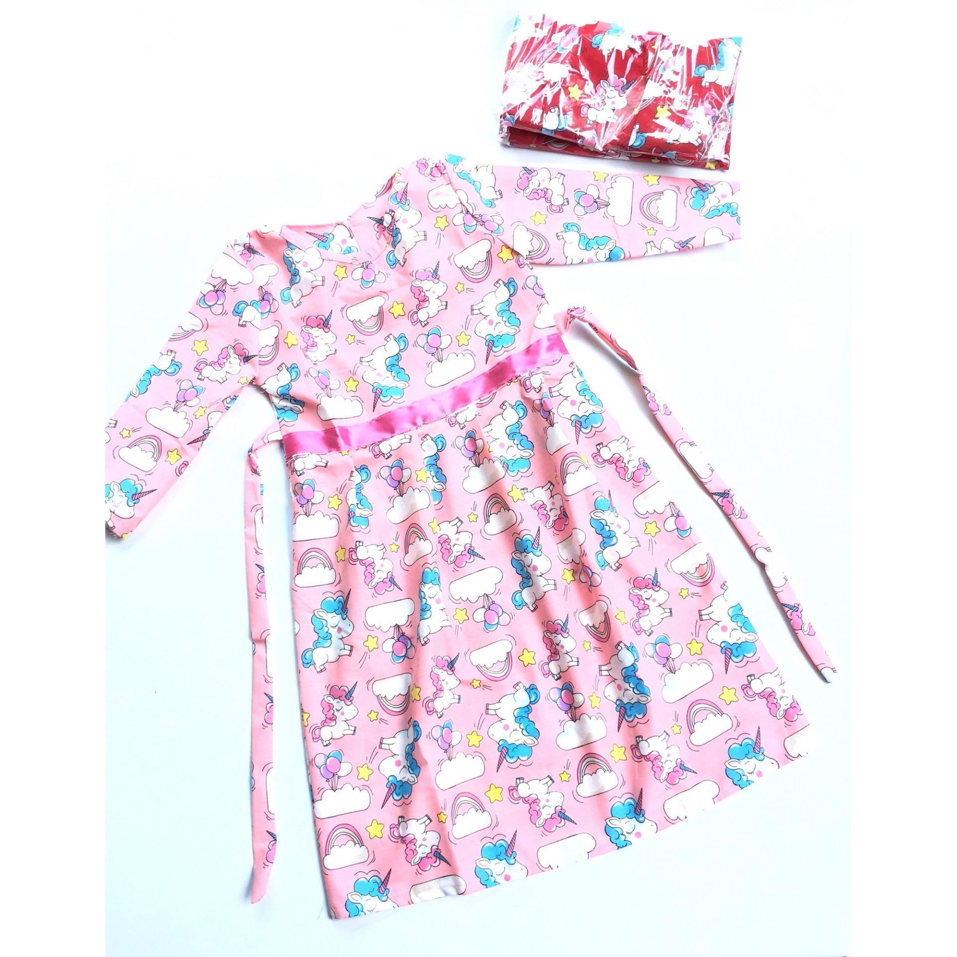 Ulasan Daftar Harga Cara Membuat Pola Gamis Anak Perempuan Termurah