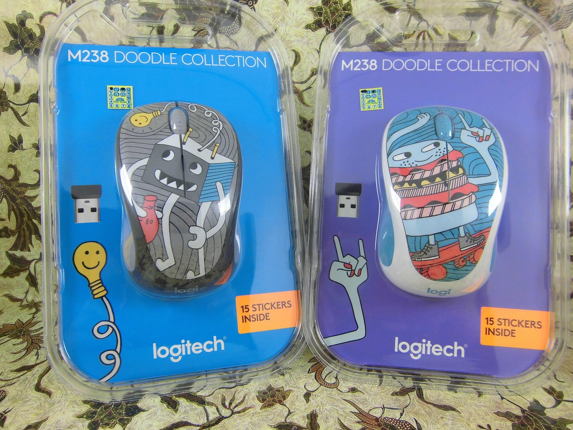 Buy Sell Cheapest Unik Logitech M238 Best Quality Product Deals Wireless Mouse Party Collection Toucan M 238
