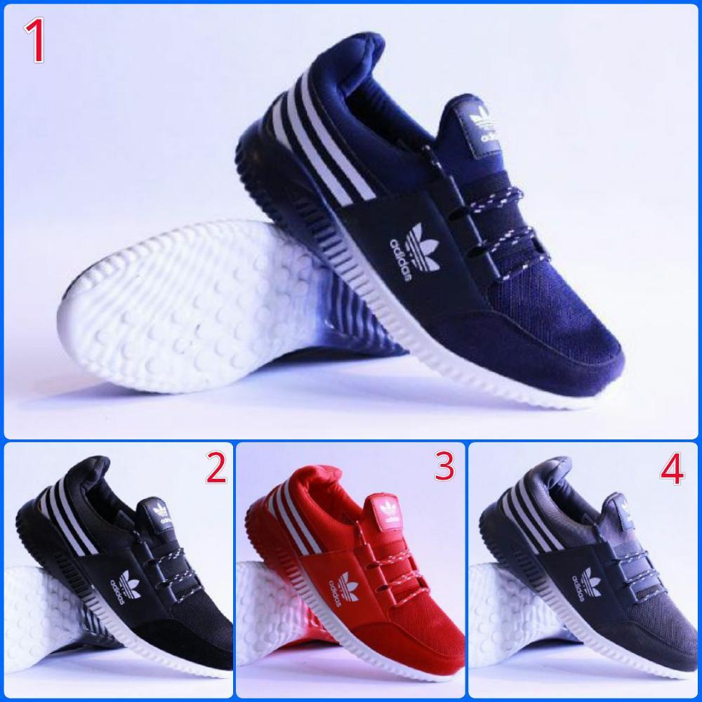Promo Sepatu Sport Pria Adidas Import Vietnam (Sepatu Santai, Sepatu Jalan, Sepatu Sekolah, Sepatu Joging, Sepatu Adidas, Adidas, Sneaker, Slip On, Olahraga, Sepatu Lari, Sepatu Kerja, Pria, Wanita, Anak)  Diskon