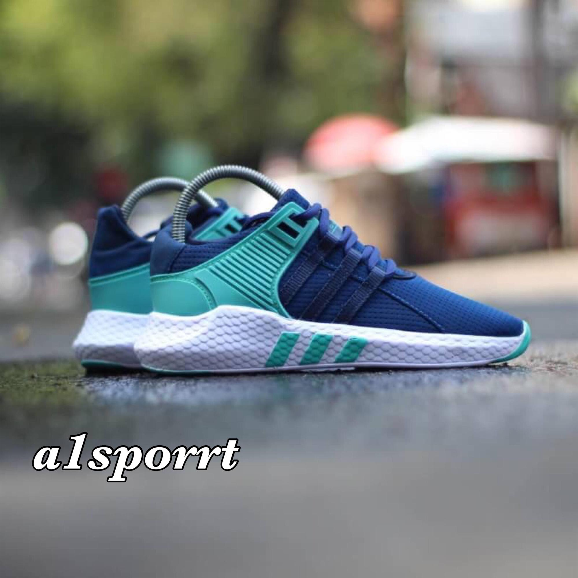 Adidas Equipment Women Kualitas Premium Navy Tosca