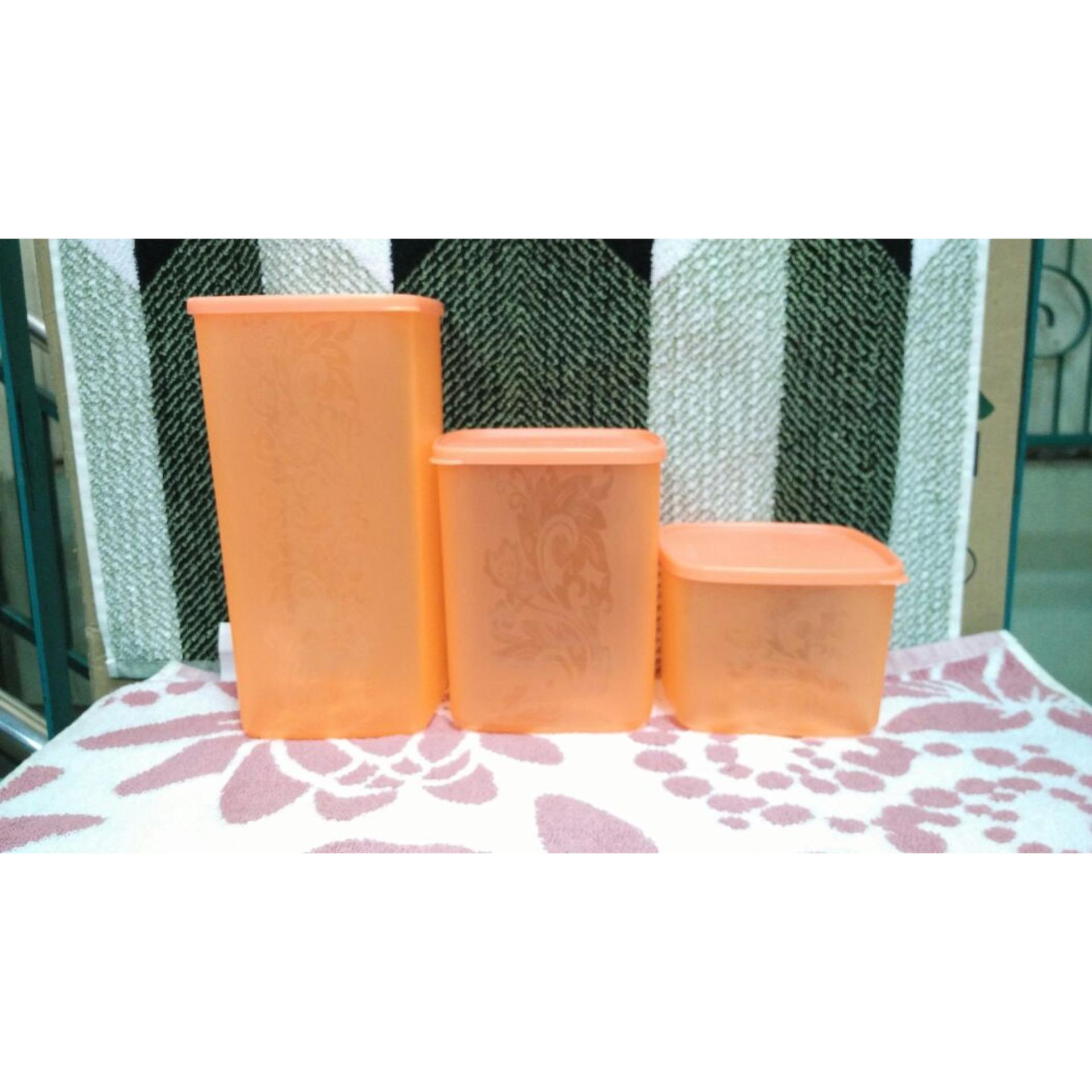 Fitur Toples Plastik Kiramas Sealware 15l Dan Harga Terbaru Sambal Batik Set Sunrice