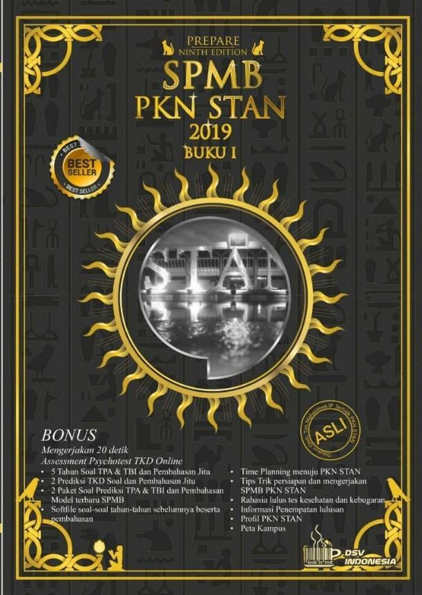Buku USM PKN STAN 2019