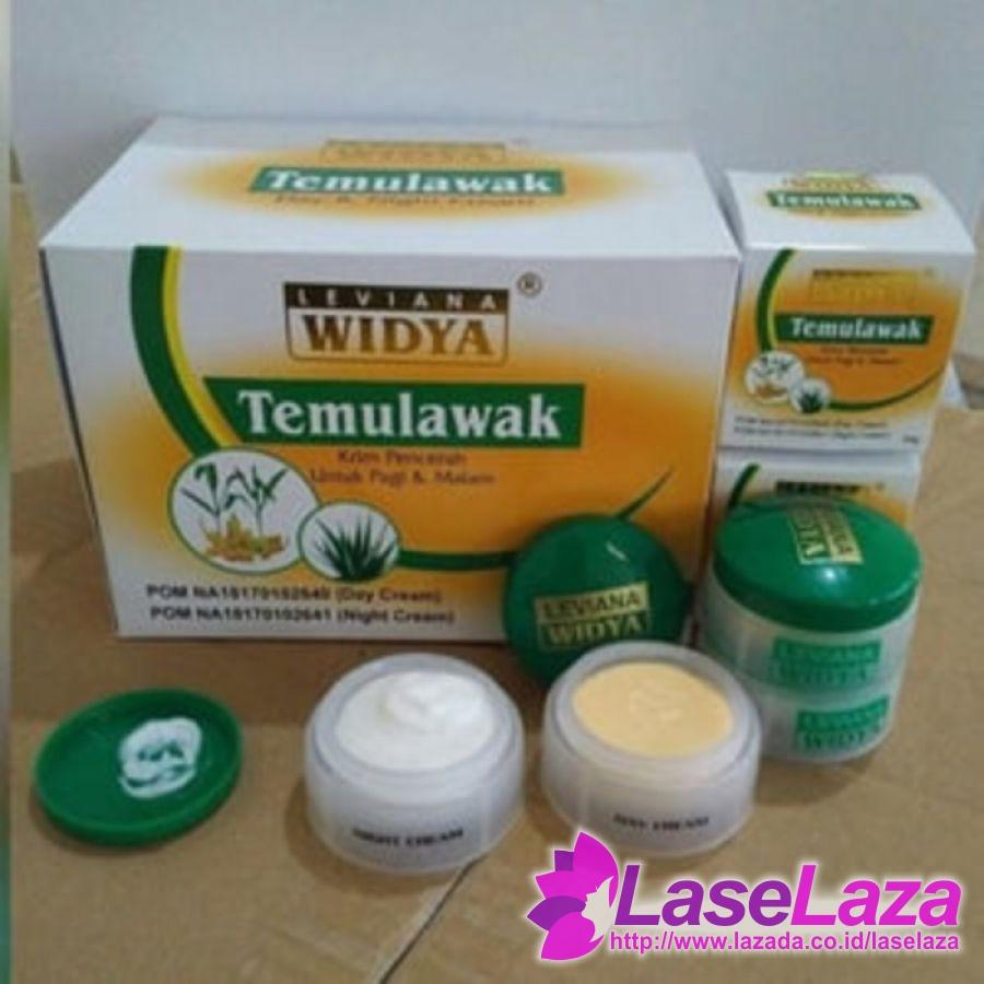 Buy Sell Cheapest Murah Cream Temulawak Best Quality Product Deals Bedak Leviana Widya Original Bpom Laza