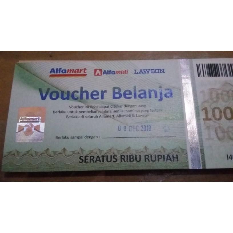Voucher Alfamart R5500