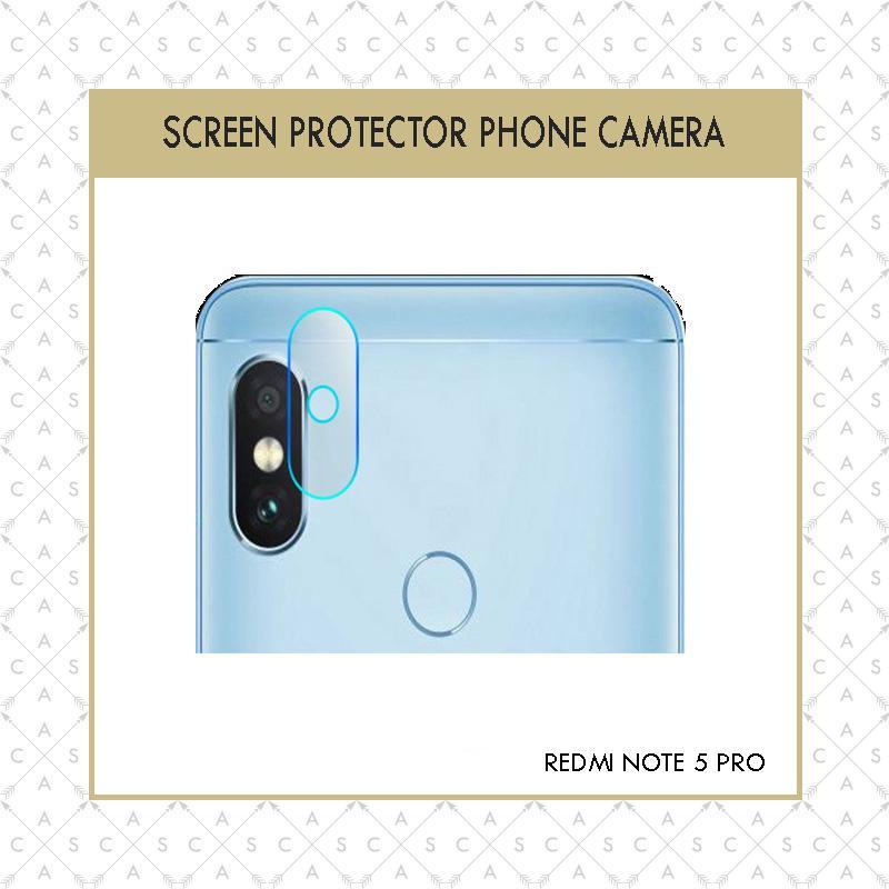 CASA Screen Protector Camera for Redmi Note 5 & 5 Pro 2018