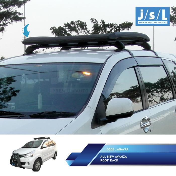 All New Avanza / Daihatsu Xenia Roof Rack
