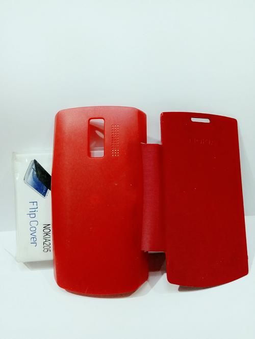 Nokia Sarung Flipcover Casing Case Cover Nokai 205  Foto Asli