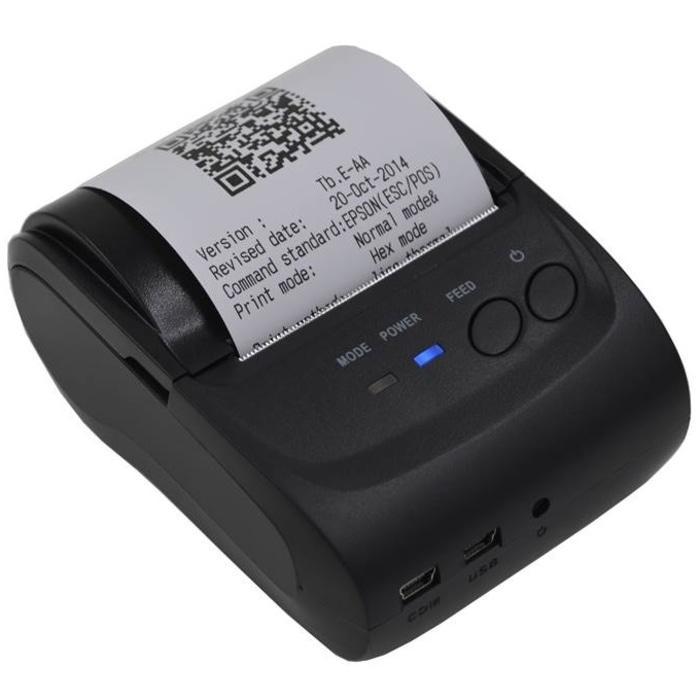EPPOS EP5802AI Printer Thermal mini Bluetooth 58mm  - Android