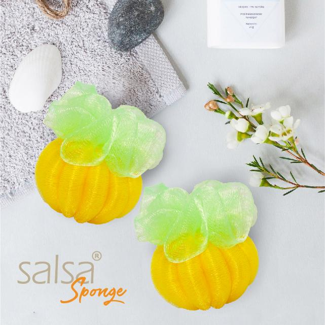 Salsa Sponge Pineapple