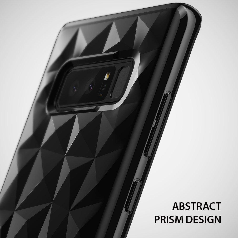 Fitur Rearth Samsung Galaxy Note8 Note 8 Case Ringke Air Prism Thin Iphone 7 Slim Frost White Detail Gambar Tpu Ink Black Terkini