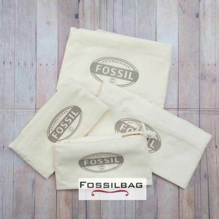 Fossil Dust Bag uk Dompet Panjang