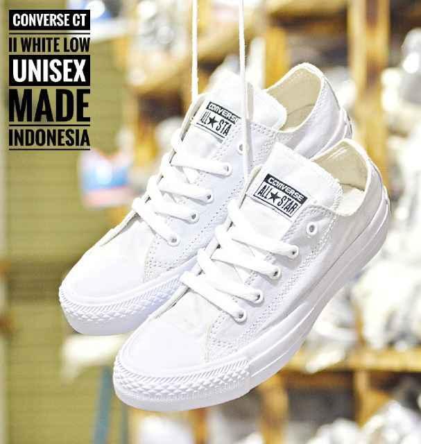 Promo Sepatu Murah Converse Casual Unisex Original Indonesia Gratis KaosKaki Fashion