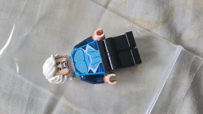 BEST SELLER!!! Lego Quicksilver Minifigure dari set 76041 (original Lego) - enEffh