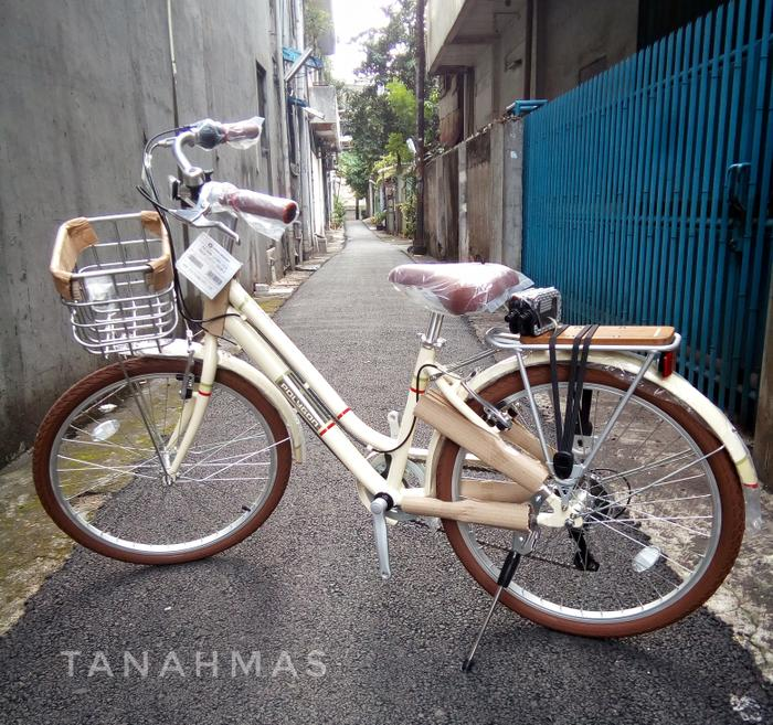 Sepeda City Bike Polygon SIERRA AX 24 - yEAMy9
