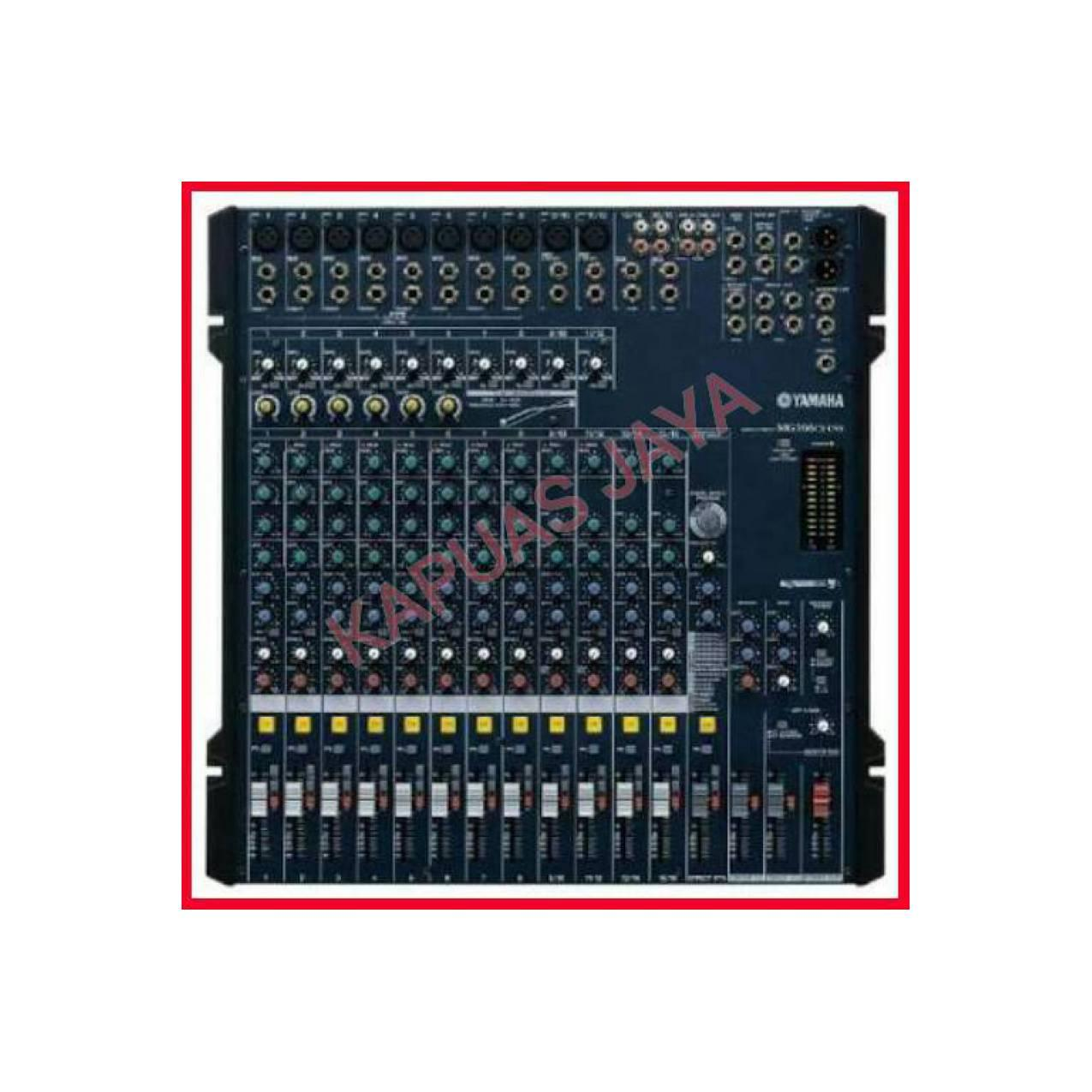 Mixer YAMAHA MG166CX NEW