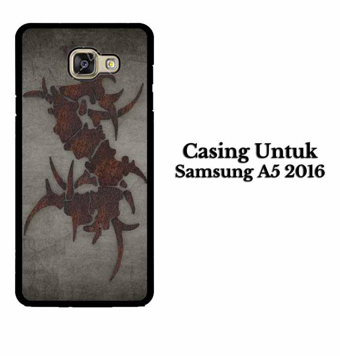Casing SAMSUNG A5 2016 sepultura dark Hardcase Custom Case Se7enstores