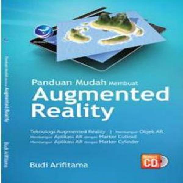 Panduan Mudah Membuat Augmented Reality beserta CD