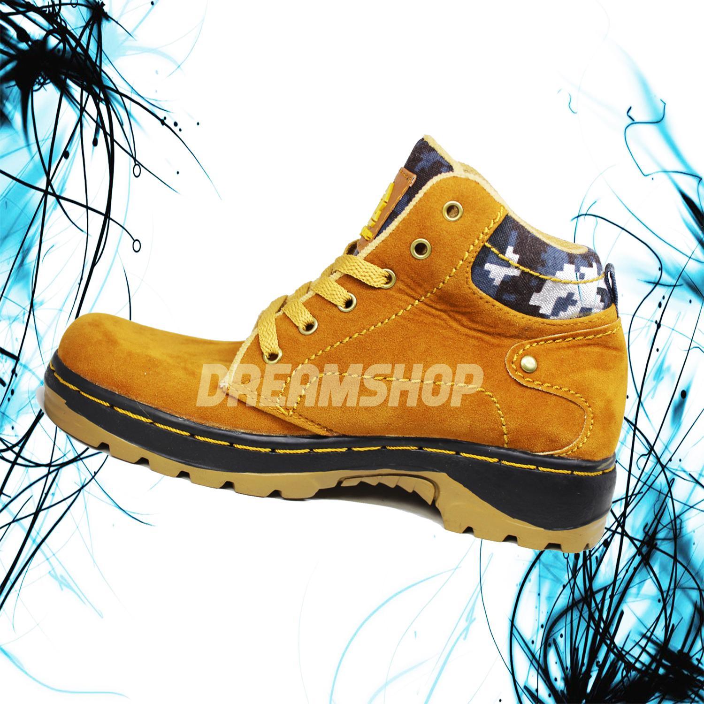 Dream Sepatu Kets Kasual Boots Campare 101 Murah