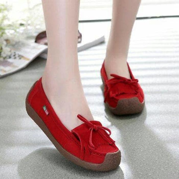 Sepatu wanita sneakers Sepatu wanita flat Sepatu wanita wedges Sepatu wanita  heels  ffdda4aea6