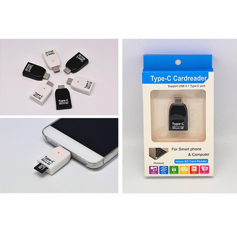 Fitur Card Reader Otg Usb 3 1 Type C Ke Micro Sd Dan Harga Terbaru In Smart 30 Combo Golden 31 5