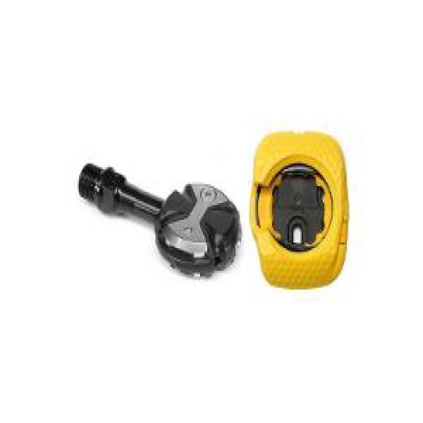 Speedplay Zero Pedal Cromoly Walkable Cleat - Black