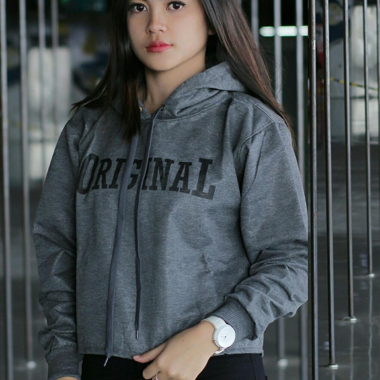 3K Fashion - Original Croope Sweter - FLeece Best Seller - 2