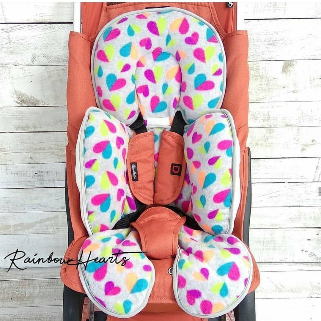 Cuddle Me Soft Baby Seat Pad Alas Multifungsi - Alas Kereta Dorong Alas Dudukan Bayi - Alas Tidur Bayi Alas Stroller Bayi - Alas Bayi Lucu
