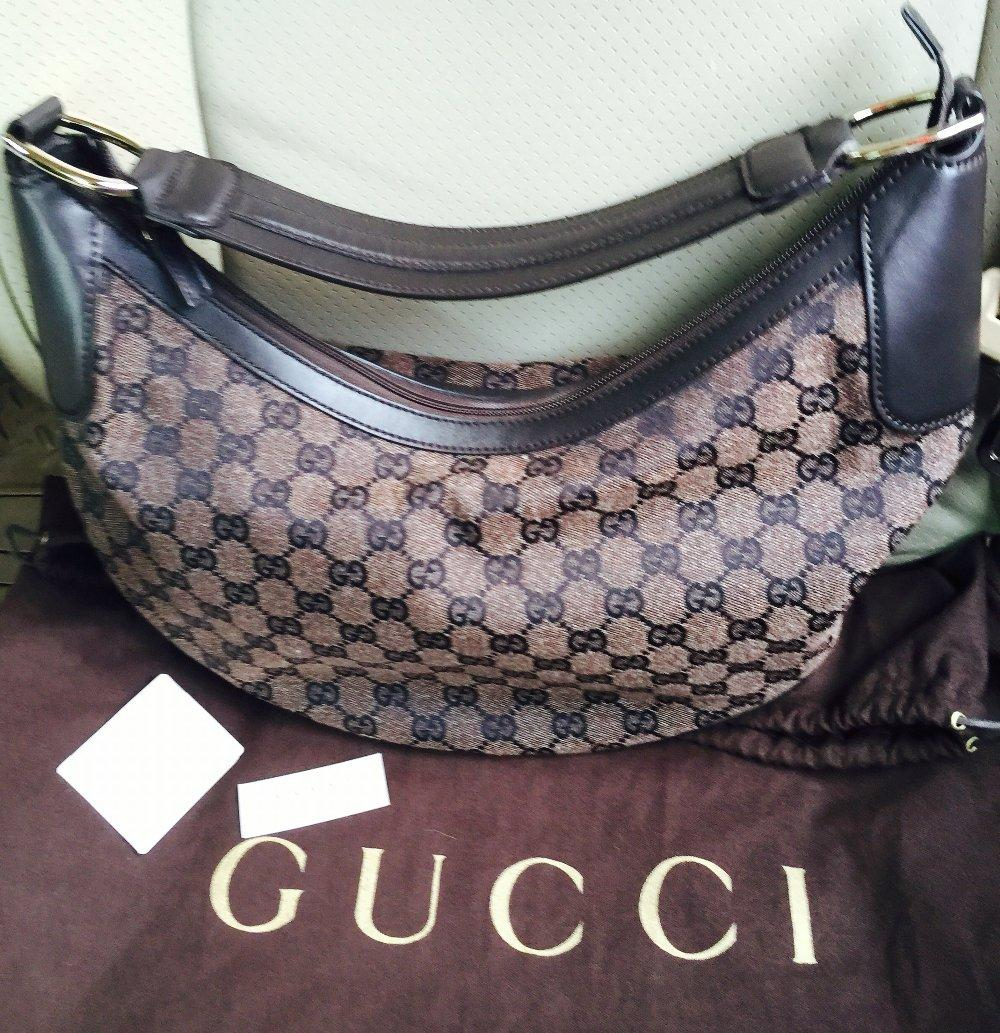 Gucci Abbey Brown  Original