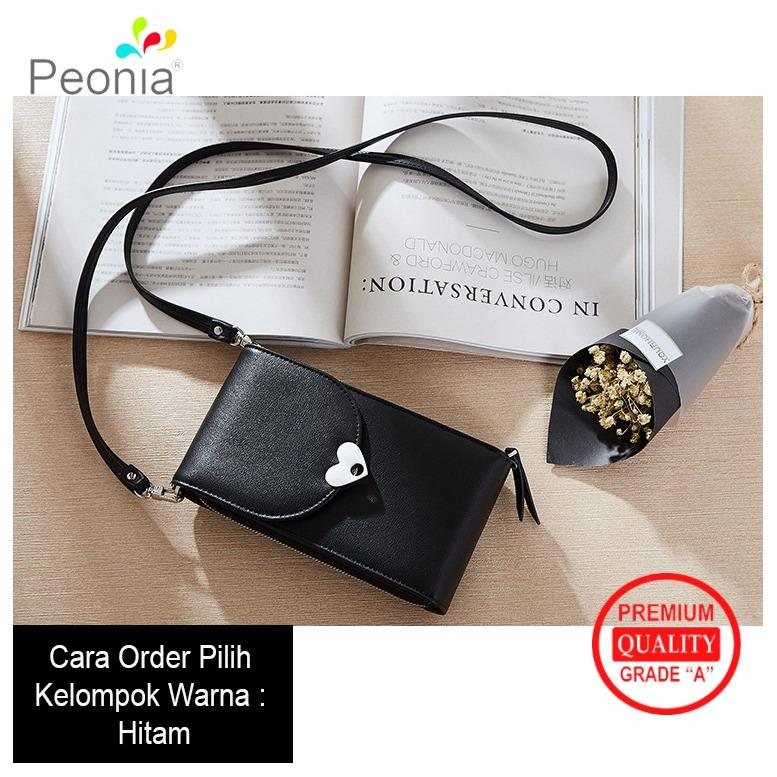 Peonia Korea Fashion Style Tas Hp Clutch Wanita Premium Quality Grade A for Cosmos Series