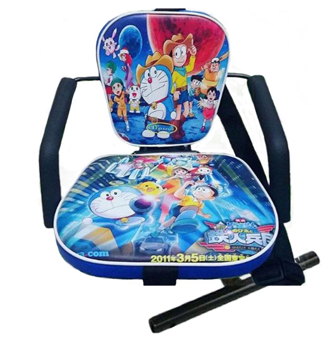 Alpina Doraemon Kursi Bonceng Anak Extra Large (XL) untuk Boncengan di Motor Matic