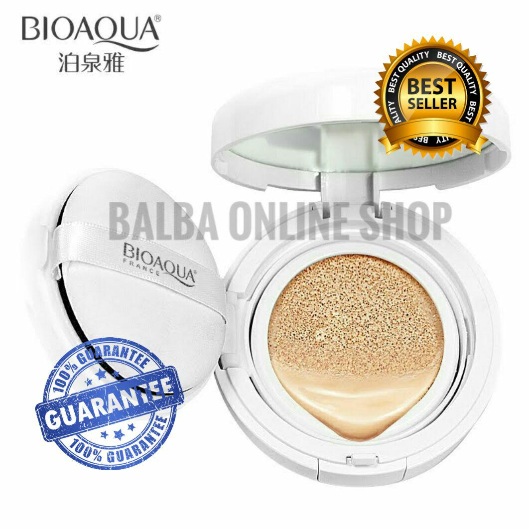 Cek Harga Baru Bioaqua Air Cushion Bb Extreme Spf 50 03 Light Skin Bio Aqua Aircusion