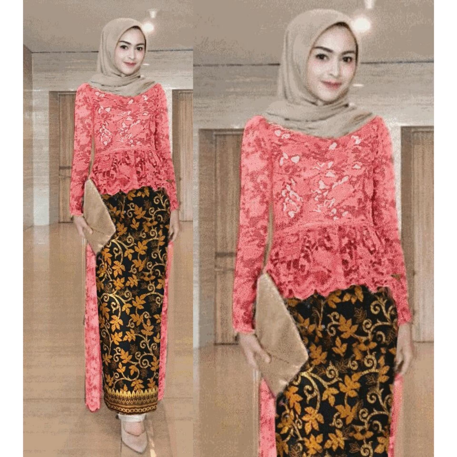 List Harga Long Dress Batik Modern Remaja Terbaru Batik Indonesia