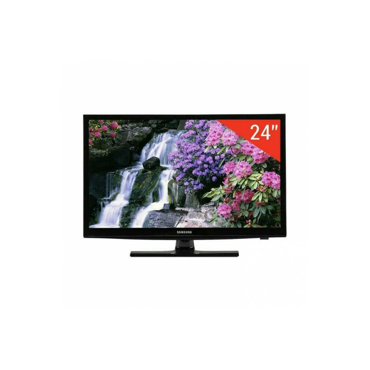 SAMSUNG 24H4150AR Led Tv layar 24inch USB MOVIE - Murah