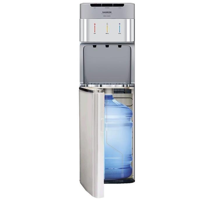 Sanken Hwd-C200ss Stainless Steel Dispenser Galon Bawah - M7gkkn