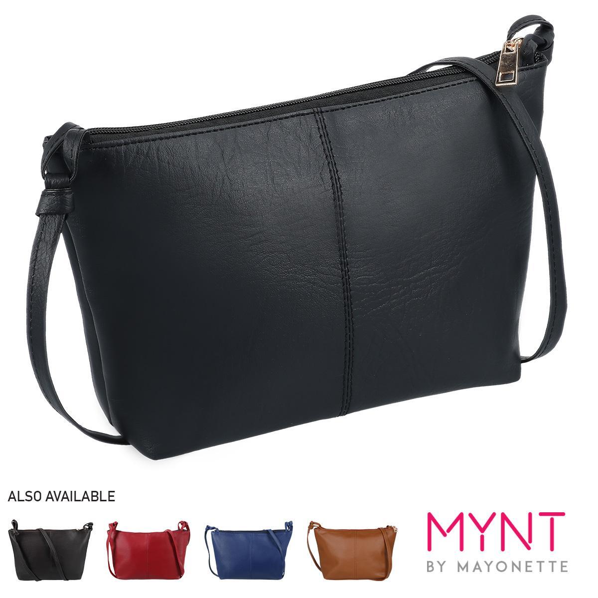 MYNT by Mayonette Tas Wanita Korean Style Selempang Bahu Sling Bag Trendy Casual Sarah Shoulder (