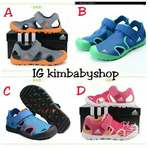Sepatu sandal anak Adidas 899 kualitas premium