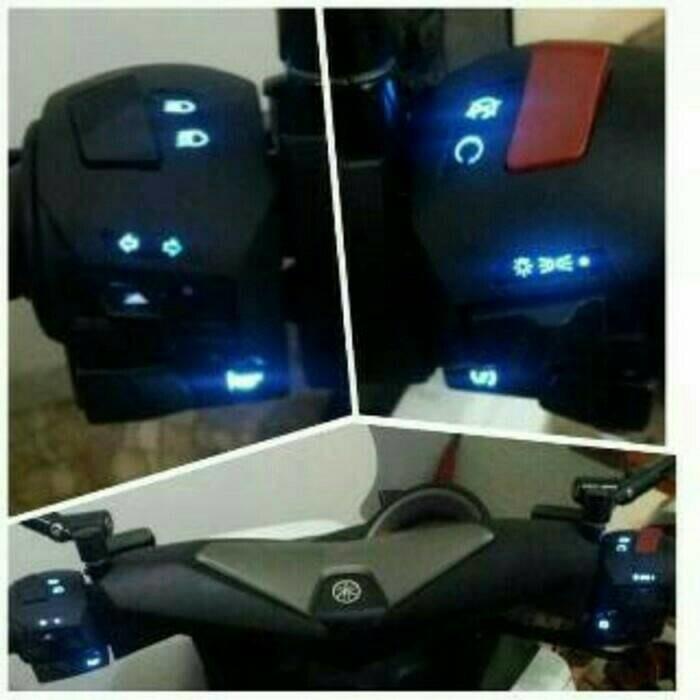 Saklar/Switch Pulsar Pnp Yamaha Nmax Tanpa Potong Kabel