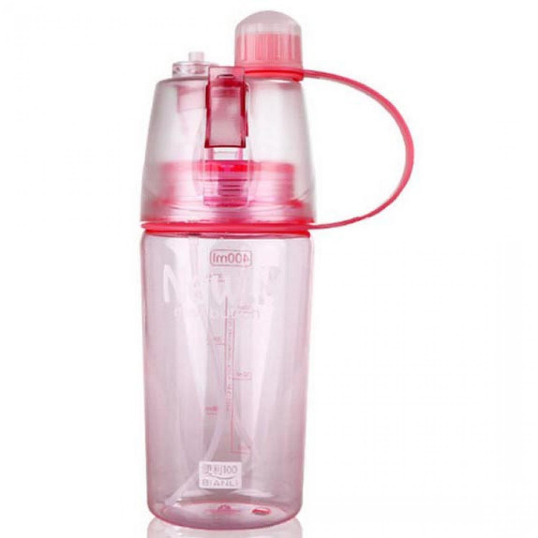 New B Botol Minum Bpa Free Dengan Sprayer Sm 8510 8520 600ml Hijau Spray