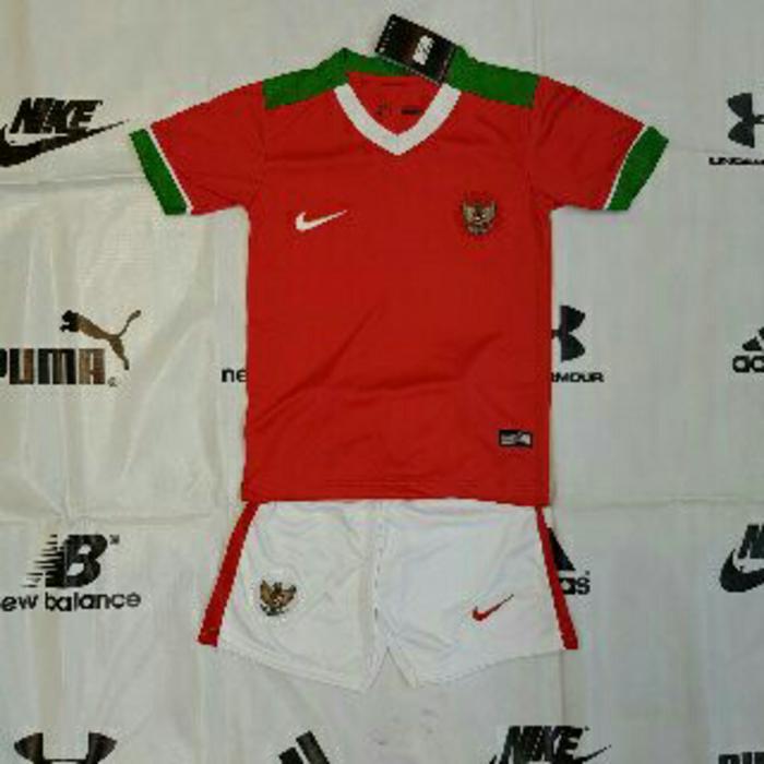 Jersey Kaos Kids anak Timnas indonesia Home Gread ori official - XdmqWU