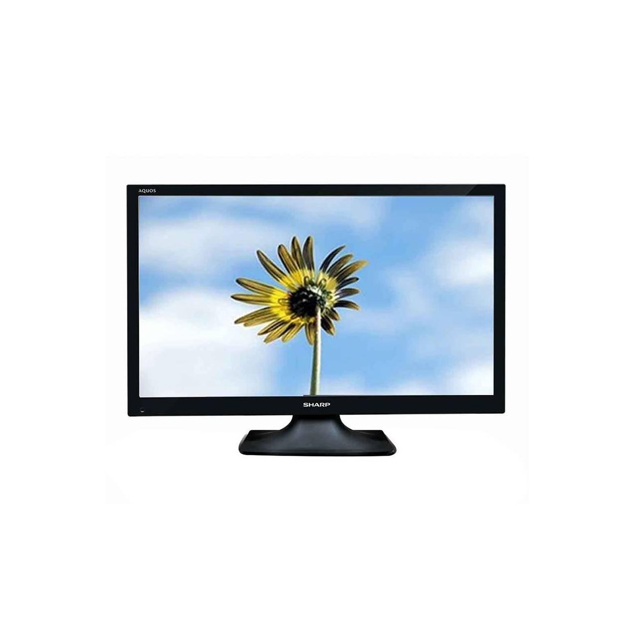 SHARP LED TV - 24 Inch - LC24SA4000I ,USB MOVIE, model terbaru,RESMI
