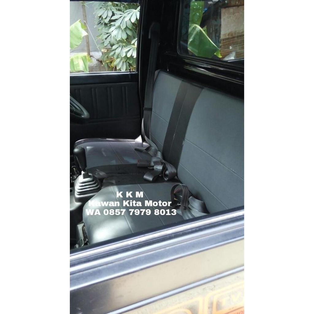 Kkm Sarung Jok Mobil Suzuki Carry Pickup Futura Real Van Oscar Stok Terbatas