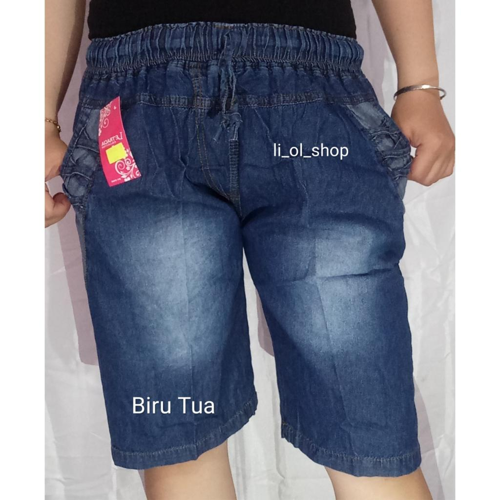 Celana Jeans 3 per 4