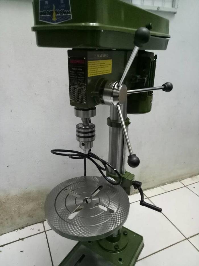PROMO Mesin Bor duduk 16mm merk WESTLAKE/WESTLING BERKUALITAS TERLARIS