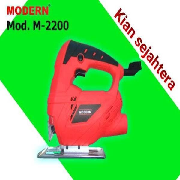Best Seller Modern M-2200 New Mesin Jigsaw Mesin Gergaji Potong