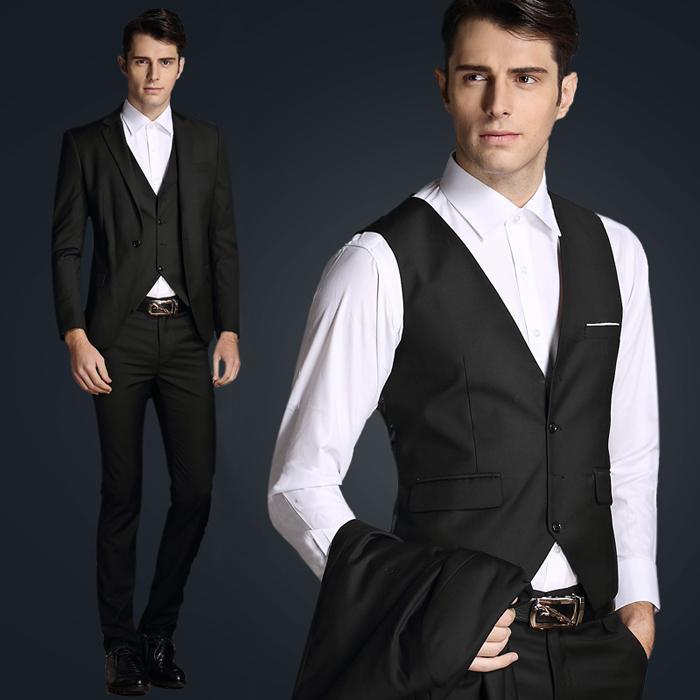 Jas Formal Pria Maskuline One Button Style - Jas Pria Modern Design - Jas Pria Pengantin - Jas Wedding & Prewedding - Jas Pria Party - Jas Wisuda Berkualitas - Black