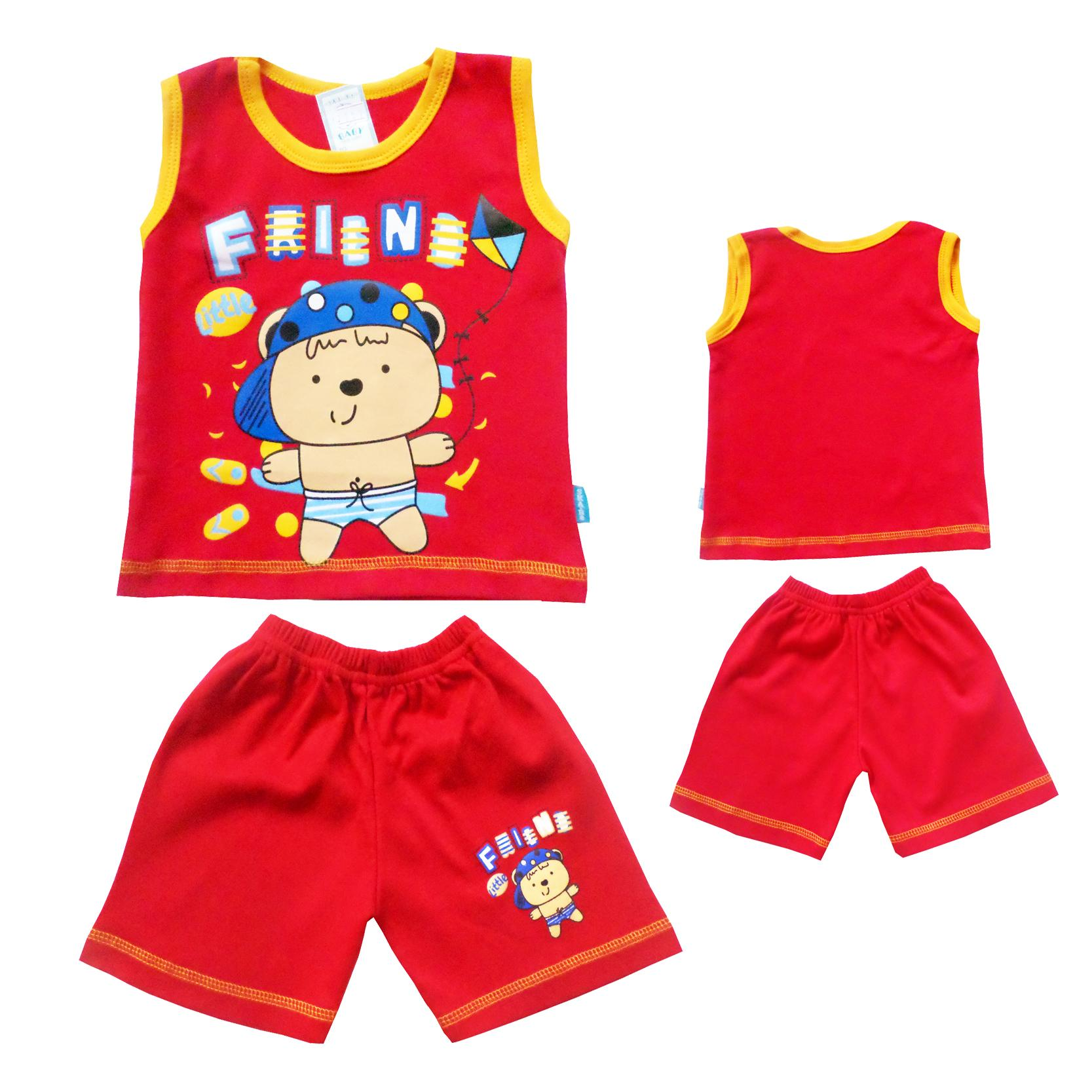 ... Paket Hemat Waka Baby Set Pakaian Baju Anak Bayi Laki - Kode B - 3 ...