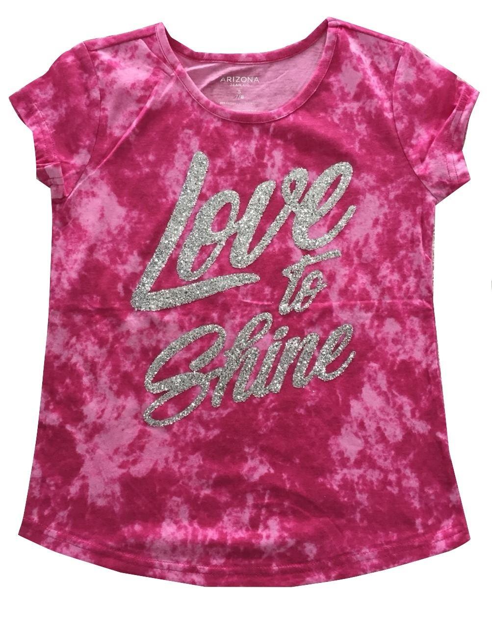 Baju Kaos Atasan Anak Perempuan / Kaos Remaja / Kaos Wanita Branded AR-08